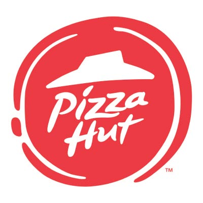 Custom pizza hut logo iron on transfers (Decal Sticker) No.100440